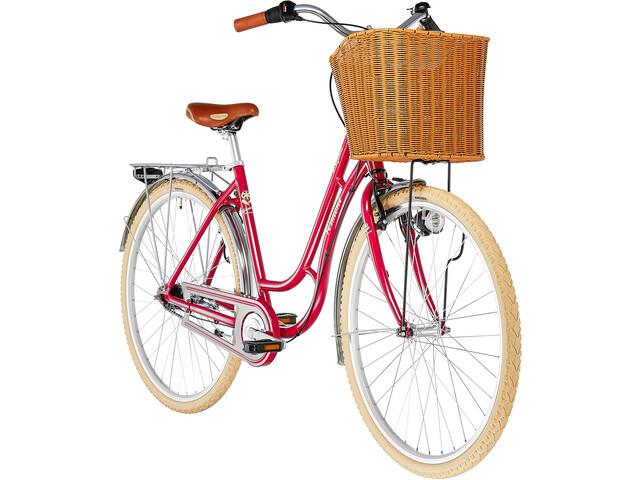 Vermont Saphire 7s Citybike pink (2019) | City-cykler